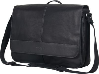 Kenneth Cole Reaction Risky Business Leather Messenger
