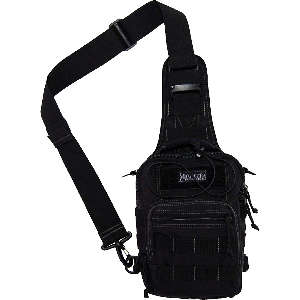 Maxpedition REMORA Gearslinger - Black - Outdoor, Backpacking Packs