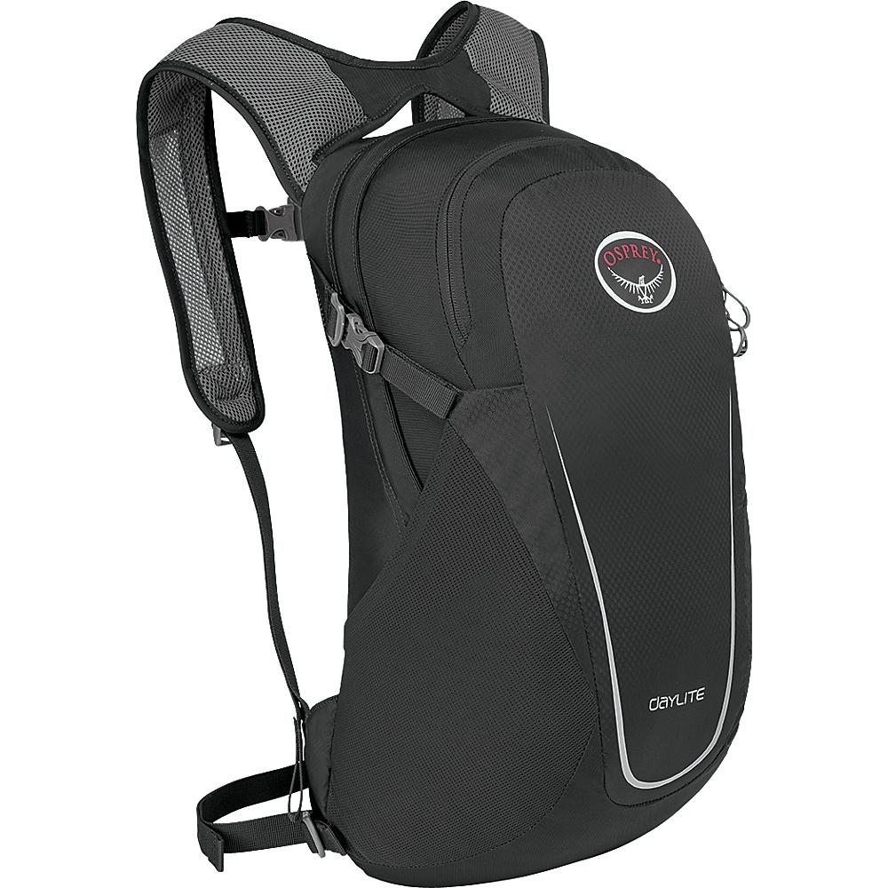 Osprey Daylite Backpack Black - Osprey Day Hiking Backpacks - Outdoor, Day Hiking Backpacks