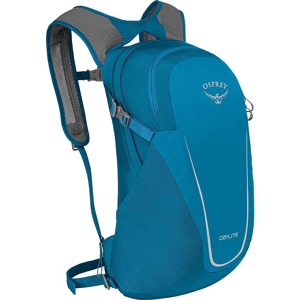 Osprey Daylite Backpack Beryl Blue - Osprey Day Hiking Backpacks - Outdoor, Day Hiking Backpacks