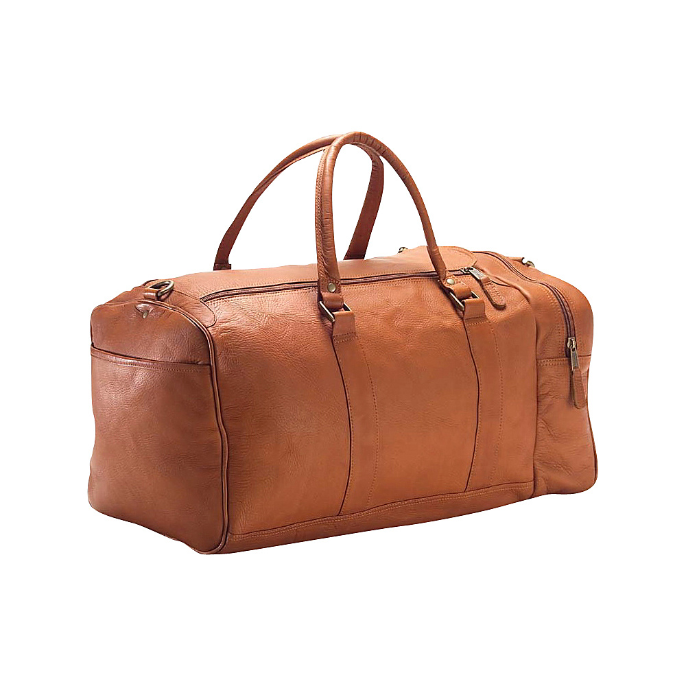 Clava One Pocket 20 Duffel - Vachetta Tan - Duffels, Travel Duffels