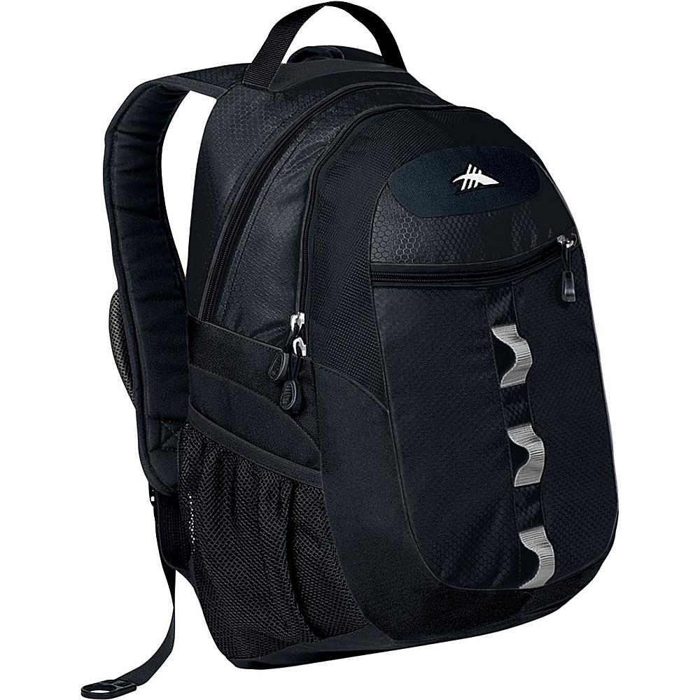 High Sierra Opie Backpack Black High Sierra Everyday Backpacks