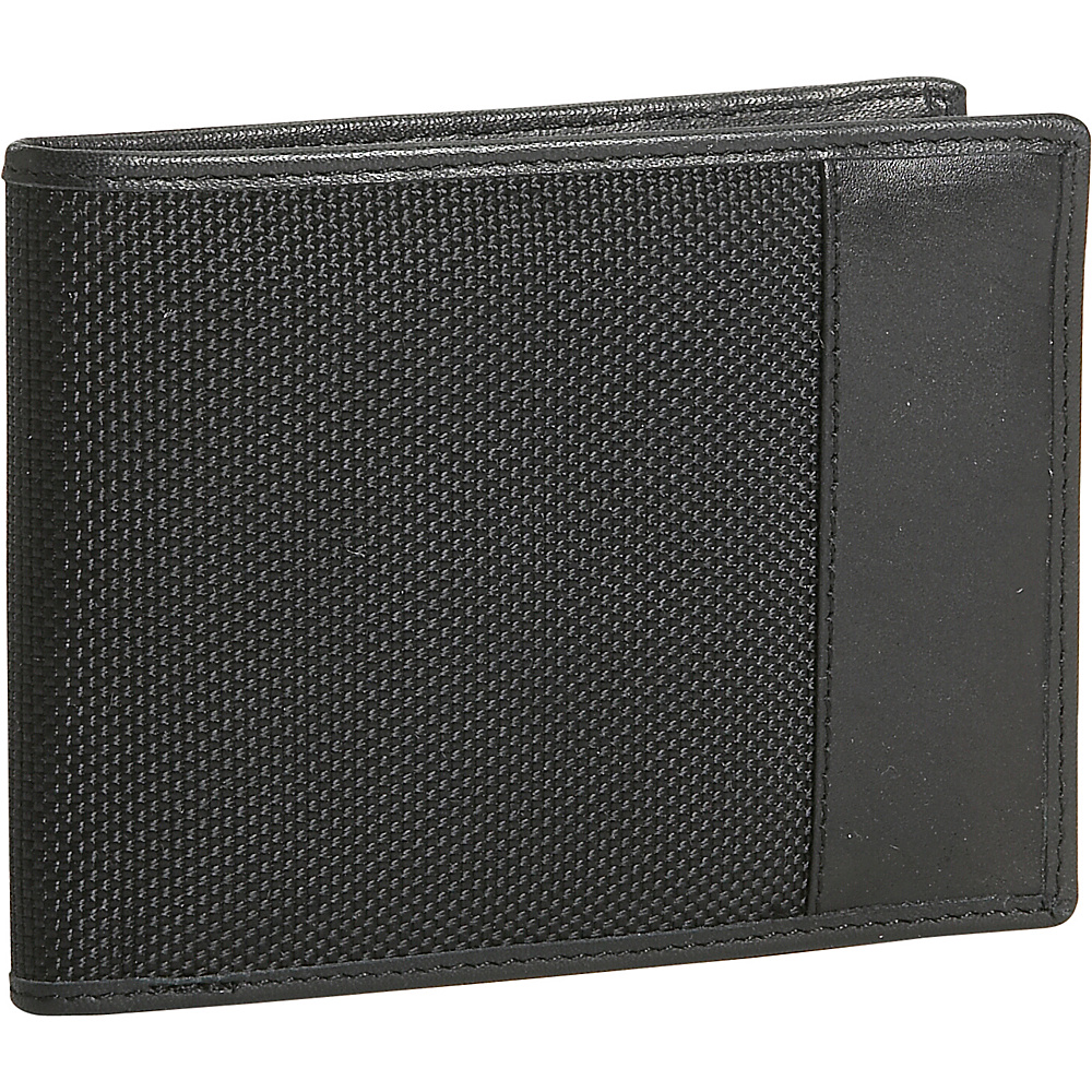 Travelon RFID Blocking Billfold - Black - Work Bags & Briefcases, Men's Wallets