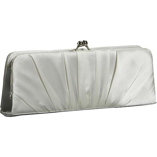 Coloriffics Handbags Pleated Clutch