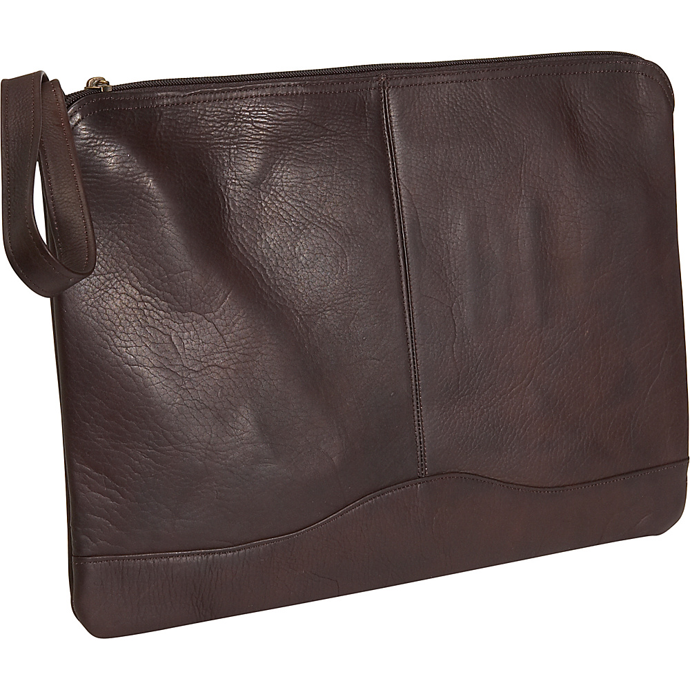 David King & Co. Leather Envelope Cafe - David King & Co. Business Accessories - Work Bags & Briefcases, Business Accessories