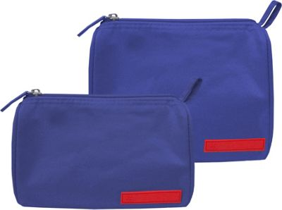 pb travel Cosmetic Bag Set Blue - pb travel Women's SLG Other