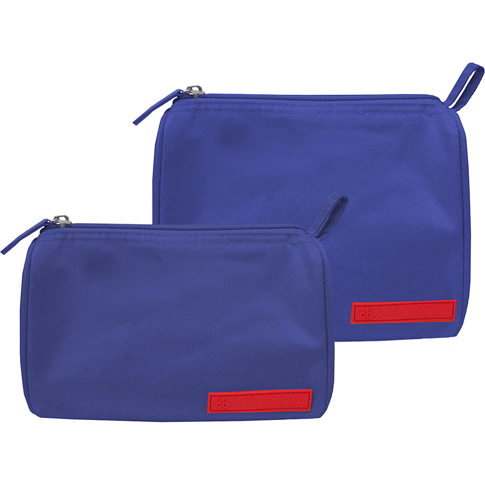 pb travel Cosmetic Bag Set Blue pb travel Women s SLG Other