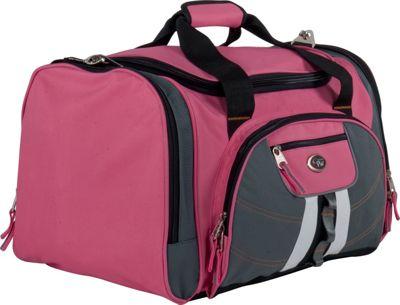 CalPak Hollywood 22 inch Duffle - Pink & Grey
