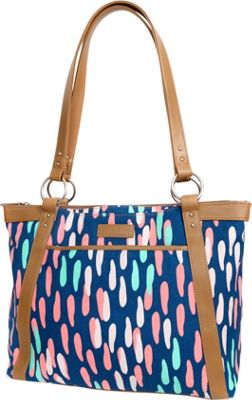 Kailo Chic Women's Casual Laptop Tote Confetti Dots - Kailo Chic Women's Business Bags