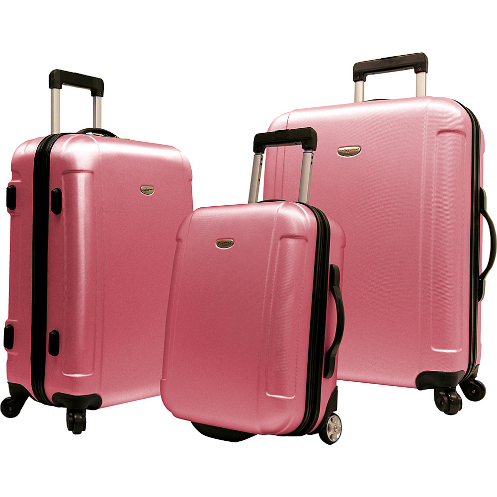 Travelers Choice Freedom II - 3-Piece Hardside - Luggage, Luggage Sets