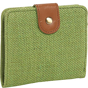 Bessa Wallet - Small Tarragon