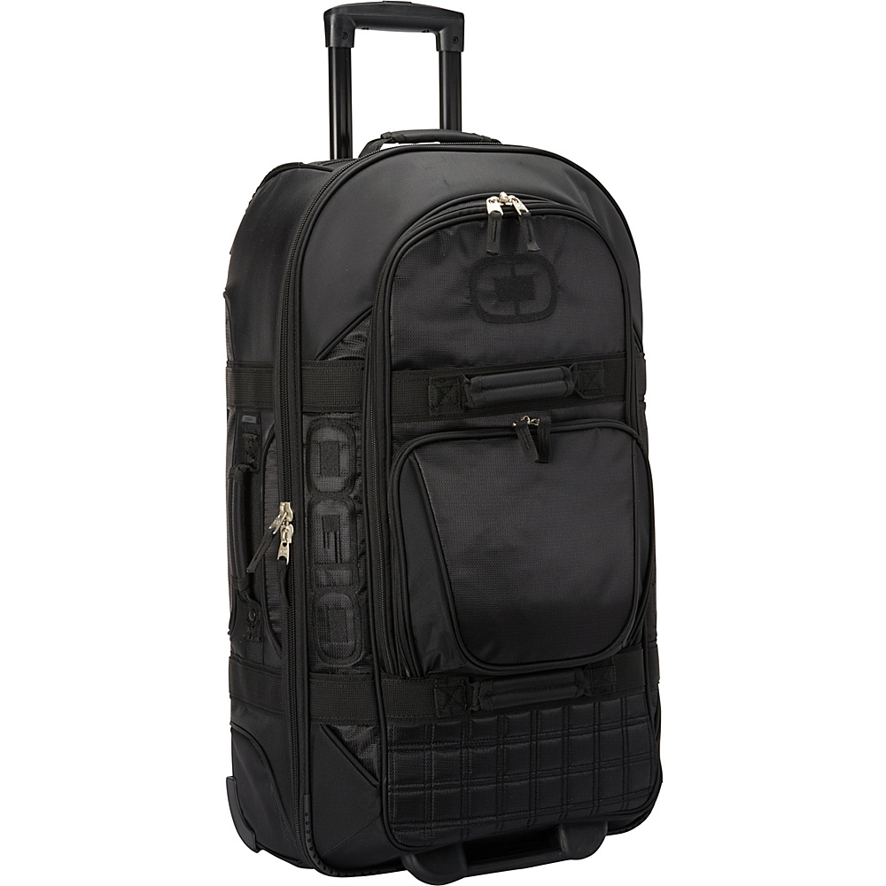 OGIO Terminal 29 Upright Stealth - OGIO Softside Checked - Luggage, Softside Checked