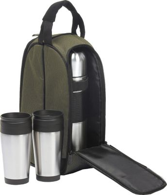 Picnic Plus Coffee Companion - Brown 2 tone