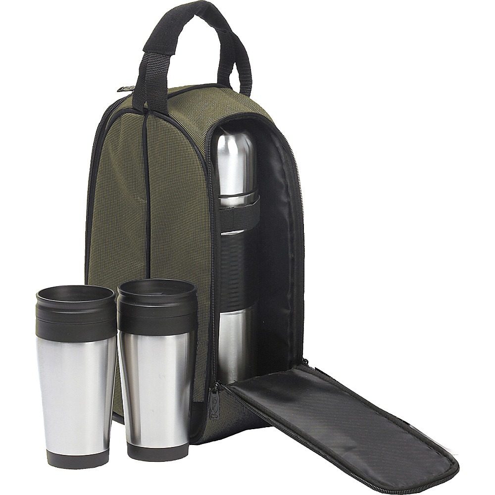 Picnic Plus Coffee Companion Brown 2 tone