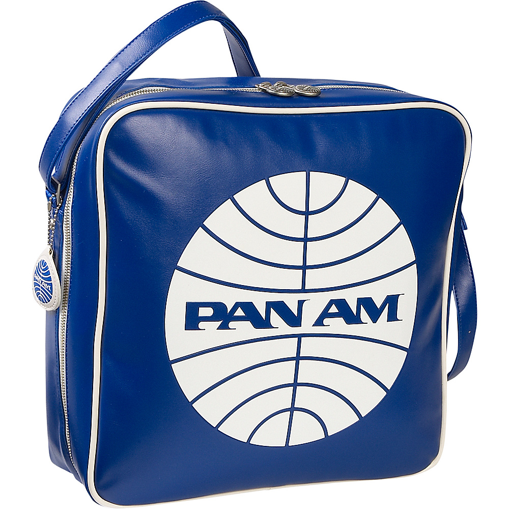 Pan Am Defiance Pan Am Blue/Vintage White - Pan Am Luggage Totes and Satchels - Luggage, Luggage Totes and Satchels