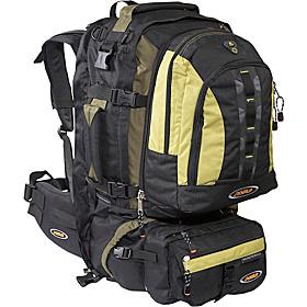 Navigator 60 Elle Travel Pack Evergreen/Spruce/Black