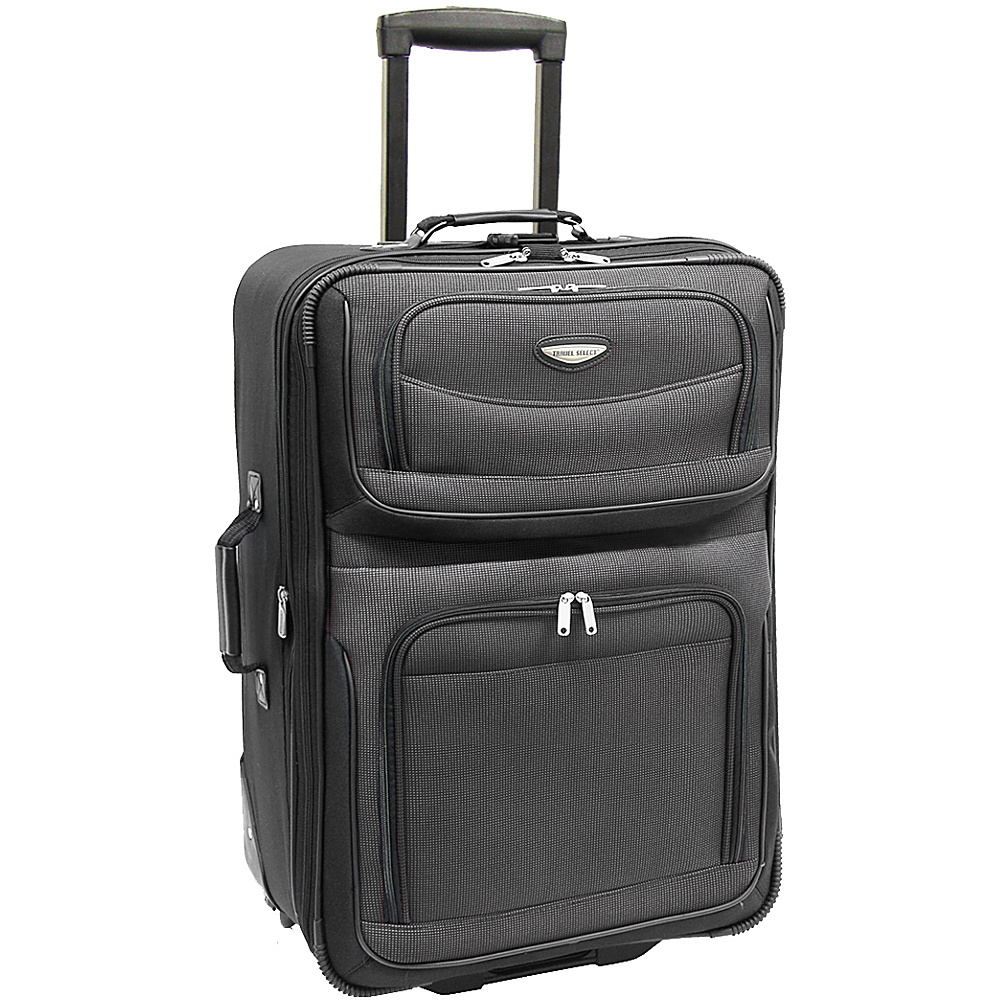 Travelers Choice Amsterdam 29 in. Expandable Rolling - Luggage, Softside Checked
