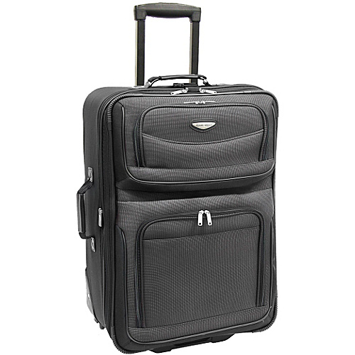 Traveler's Choice Amsterdam 29 in. Expandable Rolling