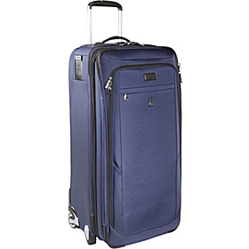 Platinum 6 30'' Expandable Rolling Duffel CLOSEOUT Blue