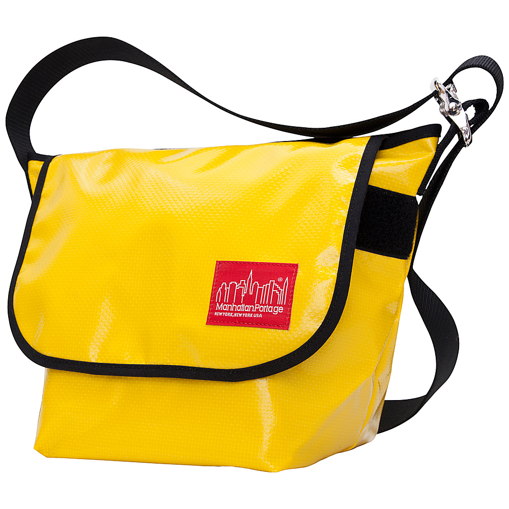 Manhattan Portage Vinyl Vintage Messenger Bag (Small) - Work Bags & Briefcases, Messenger Bags