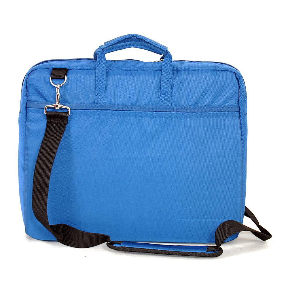"""Netpack 17"""" Computer Bag - Blue"""