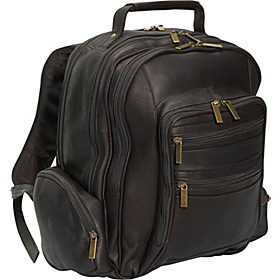 Oversize Laptop Backpack Cafe