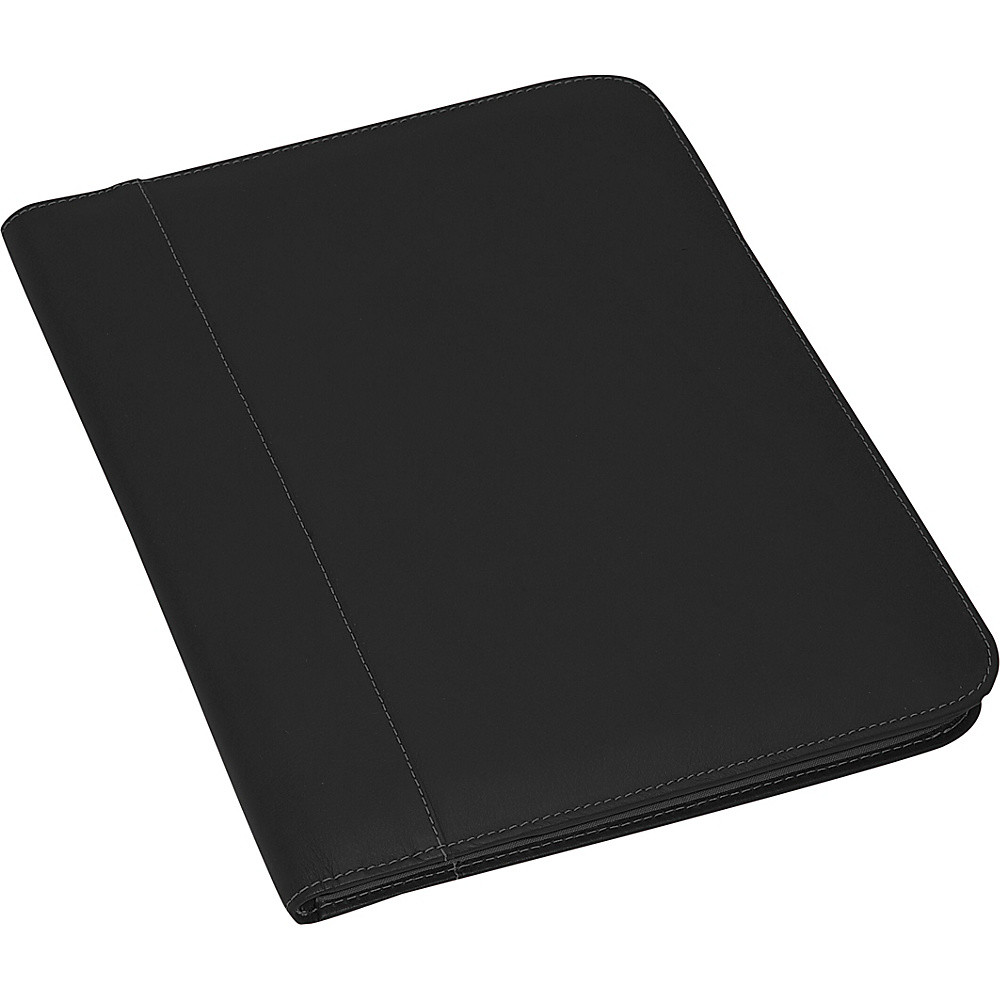 Piel Lettersize Notepad - Black - Work Bags & Briefcases, Business Accessories