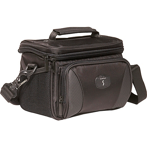 Sumdex Travel Master Camera/Mini Camcorder Case - Black