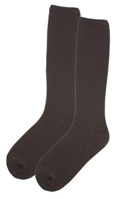 Travelon Compression Socks: size large - Black