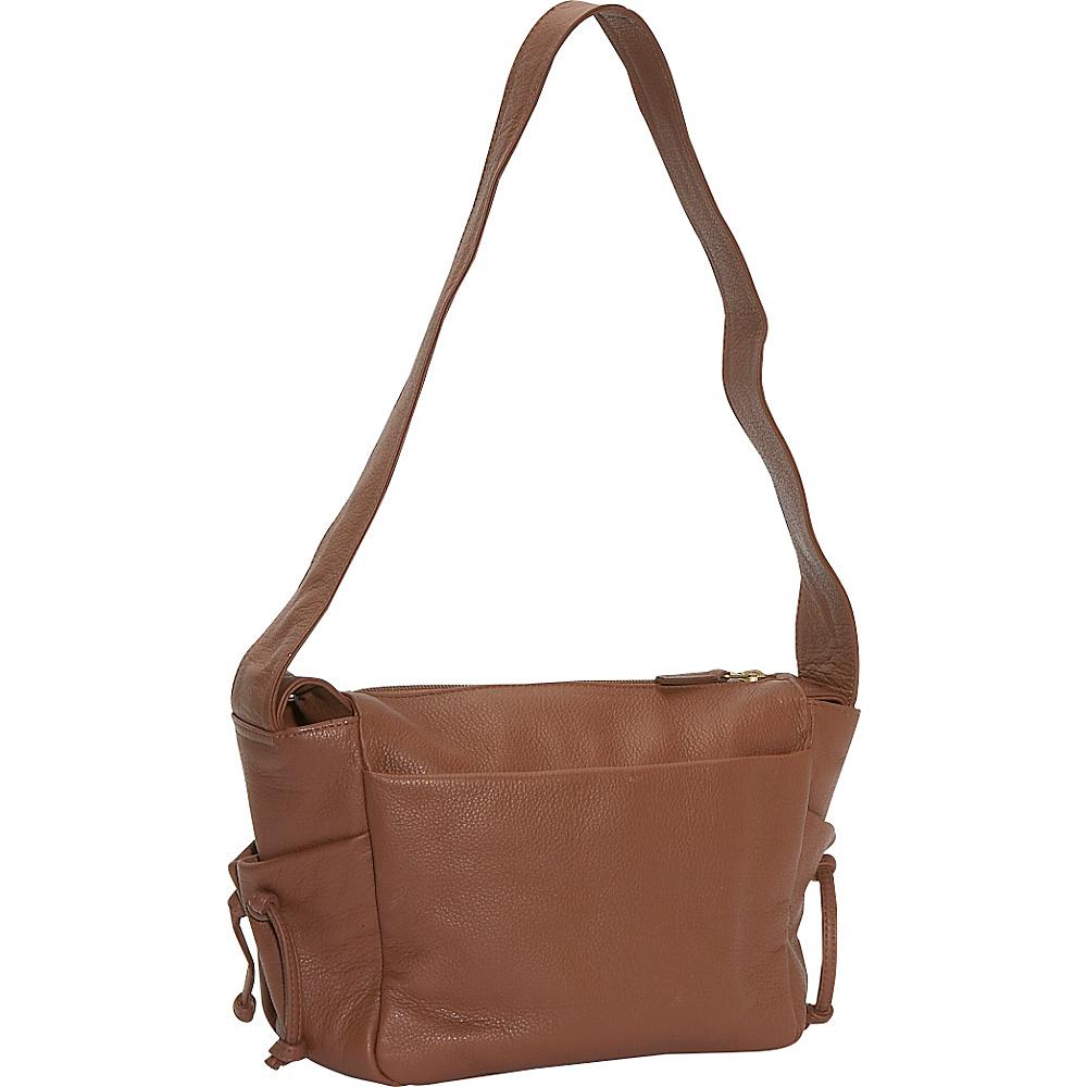 J. P. Ourse & Cie. Open Trails Petite - Cinnamon - Handbags, Leather Handbags