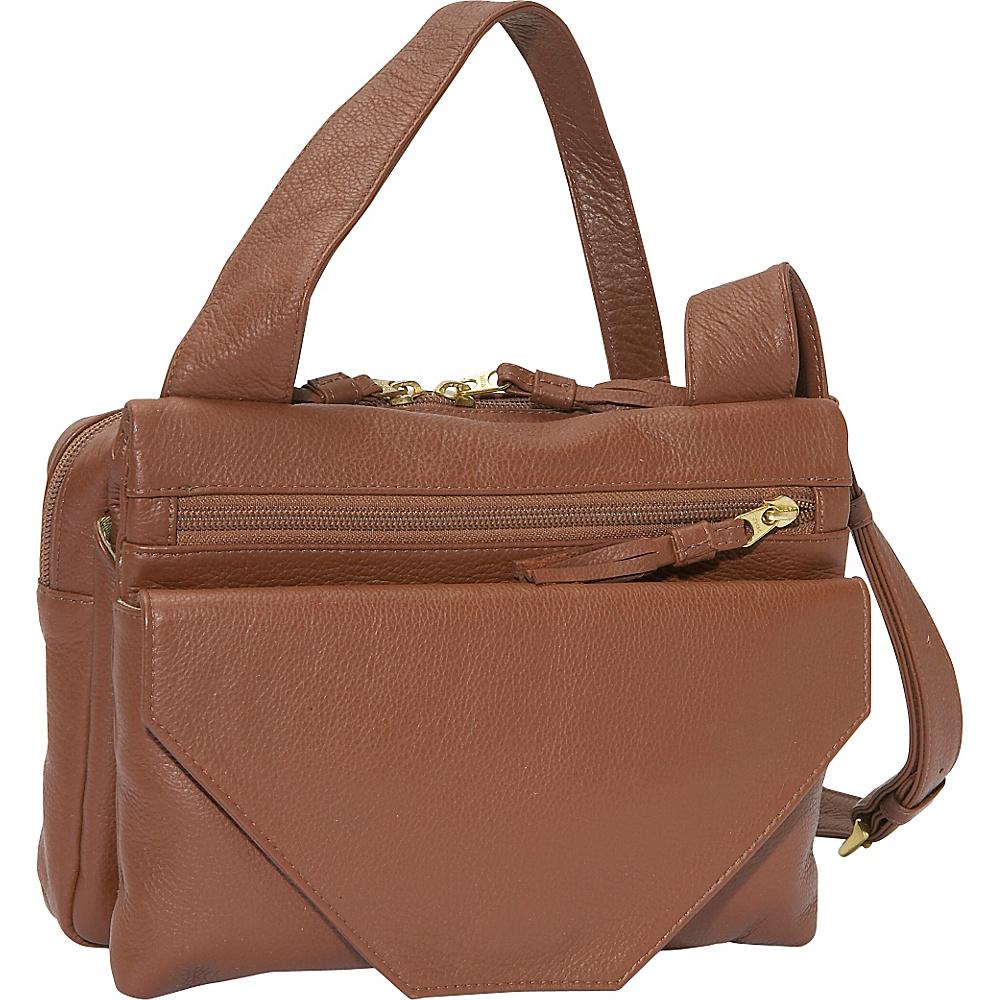 J. P. Ourse Cie. Mega Bag Cinnamon