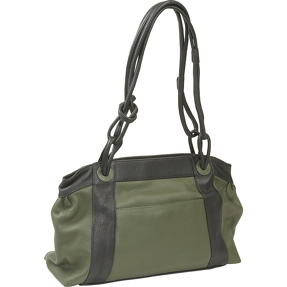 J. P. Ourse Cie. Manhattan Avenue Olive Black
