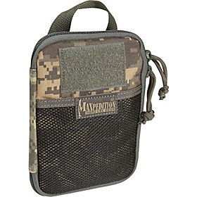 E.D.C. POCKET ORGANIZER -CAMO Digital Foliage Camo