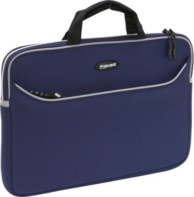Mobile Edge Neoprene Laptop Sleeve - 15.6/16PC - Navy