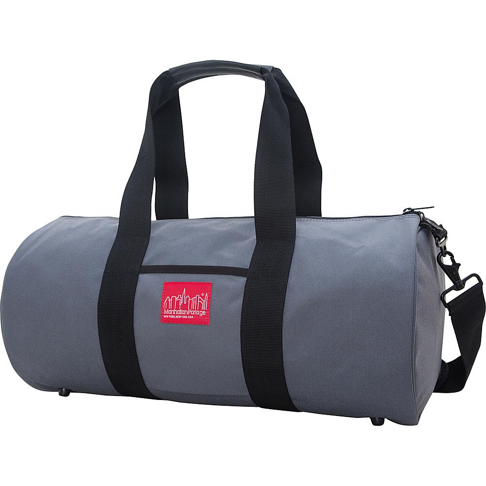 Manhattan Portage Chelsea Drum Bag (LG) Gray - Manhattan Portage Travel Duffels - Duffels, Travel Duffels