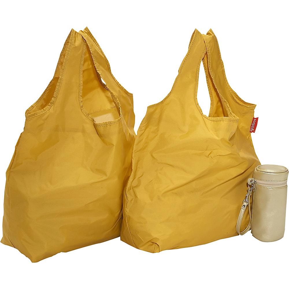 Soapbox Bags GoGo Green Shopping Bag Kit Metallic