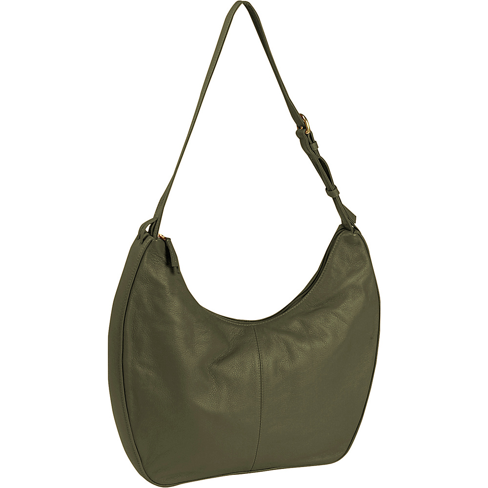 J. P. Ourse Cie. Bank Small Olive