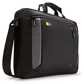 16'' Laptop Attaché Black