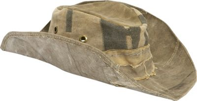 The Real Deal The Real Deal Real Deal Hat - Small - Canvas