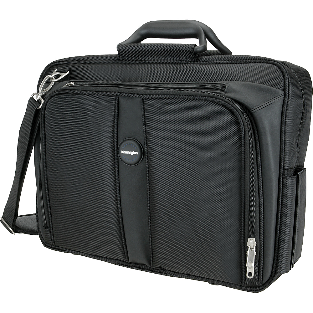 Kensington Contour Pro Notebook Case - Black - Work Bags & Briefcases, Non-Wheeled Business Cases