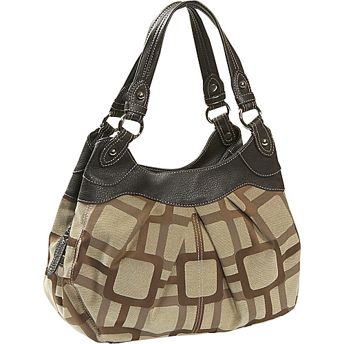 Nine West Handbags Vegas Signs Four Poster Shopper - Shoulder Bag