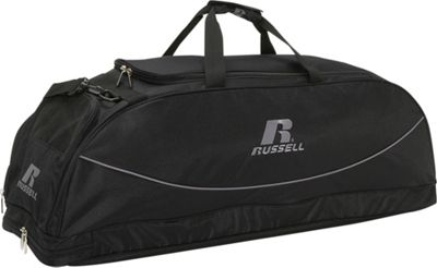 Russell Russell Deluxe 35 inch Baseball Bat Bag - Black
