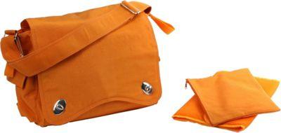 Kalencom Messenger Bag - Pumpkin