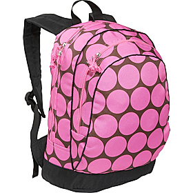 Big Dots - Pink Sidekick Backpack Big Dots - Pink