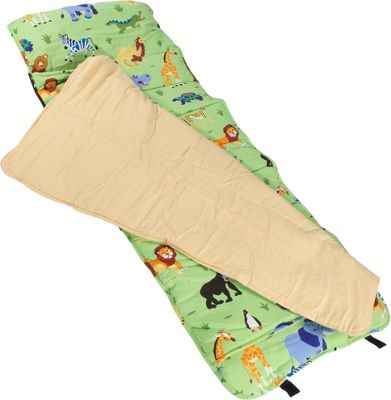 Wildkin Wild Animals Nap Mat - Wild Animals