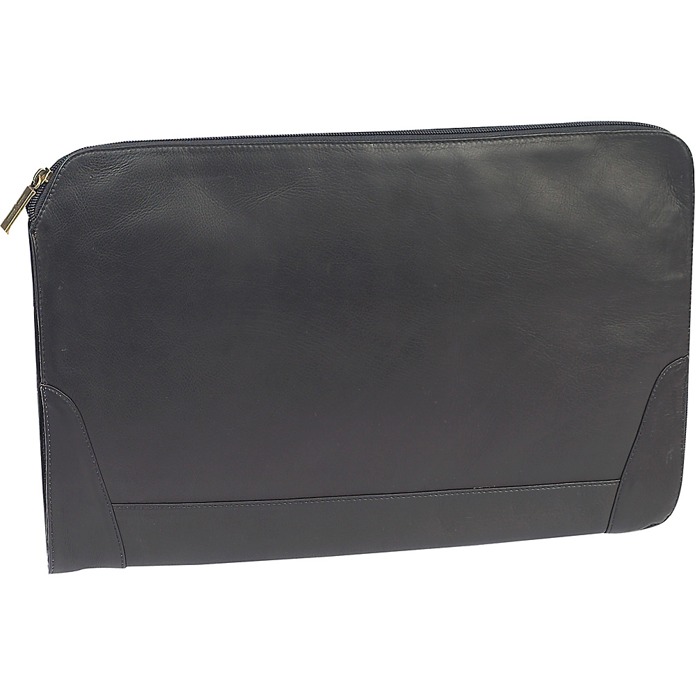 ClaireChase Legal Folio - Black - Work Bags & Briefcases, Business Accessories