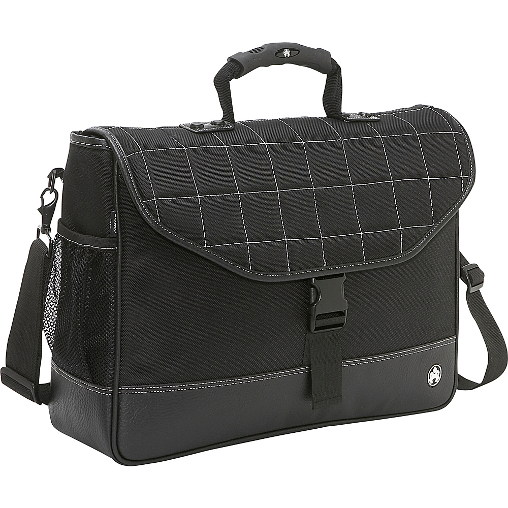 Sumo 16PC 17Mac Sumo Laptop Briefcase Black