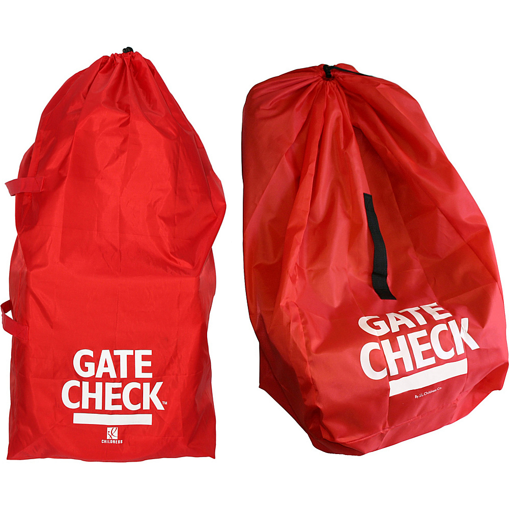 J.L. Childress Gate Check Bags for Standard Double