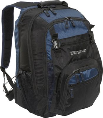 Targus 17 XL Laptop Backpack Black/Blue