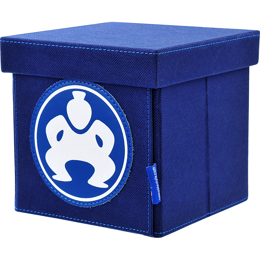Sumo Sumo Folding Desktop Cube 6 Blue
